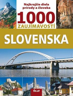Obrázok 1000 zaujímavostí Slovenska