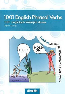 Obrázok 1001 English Phrasal Verbs 1001 anglických frázových slovies