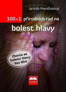 Obrázok 100 + 1 přírodních rad na bolest hlavy