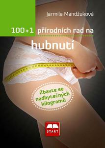 Obrázok 100+1 přírodních rad na hubnutí