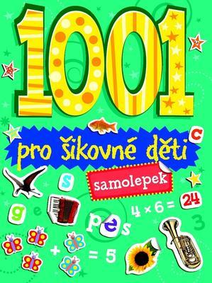 Obrázok 1001 samolepek Pro šikovné děti