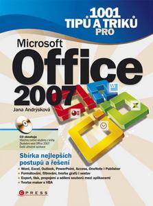 Obrázok 1001 tipů a triků pro Microsoft Office 2007