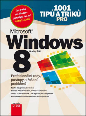 Obrázok 1001 tipů a triků pro Microsoft Windows 8