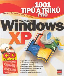 Obrázok 1001 tipů a triků pro Microsoft Windows XP + CD