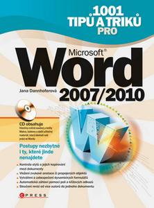 Obrázok 1001 tipů a triků pro Microsoft Word 2007/2010 + CD ROM