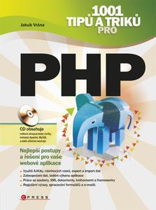 Obrázok 1001 tipů a triků pro PHP