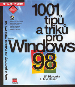 Obrázok 1001 tipů a triků pro Windows 98 + CD