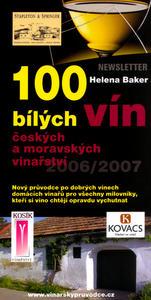 Obrázok 100 bílých vín 2006/2007