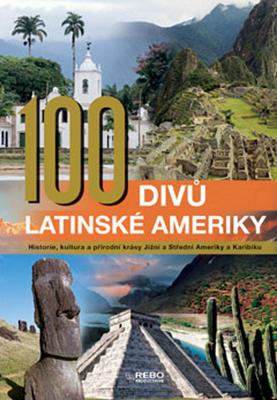 Obrázok 100 divů Latinské Ameriky