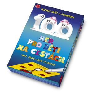 Obrázok 100 her pro děti na cestách