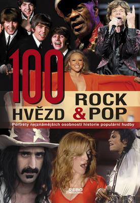 Obrázok 100 hvězd rock & pop