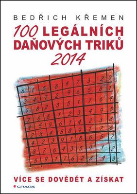 Obrázok 100 legálních daňových triků 2014