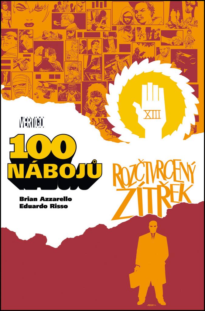 100 nábojů (4) - Eduardo Risso, Brian Azzarello