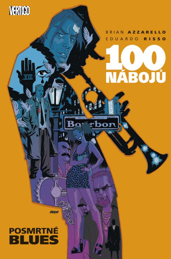 100 nábojů 8 - Brian Azzarello, Eduardo Risso