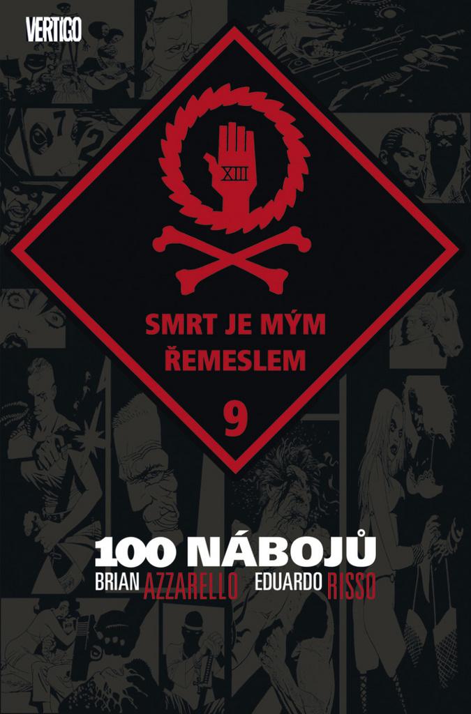 100 nábojů (9) - Brian Azzarello, Eduardo Risso