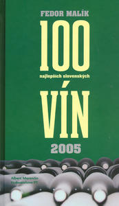Obrázok 100 najlepších slovenských vín 2005 SK