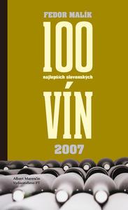 Obrázok 100 najlepších slovenských vín 2007