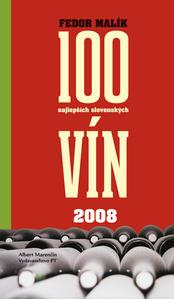 Obrázok 100 najlepších slovenských vín 2008