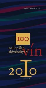 Obrázok 100 najlepších slovenských vín 2010