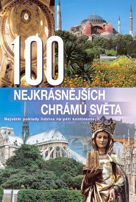 Obrázok 100 nejkrásnějších chrámů světa