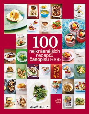 Obrázok 100 nejkrásnějších receptů časopisu FOOD