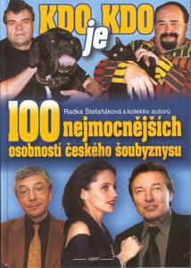 Obrázok 100 nejmocnějších osobností českého šoubyznysu