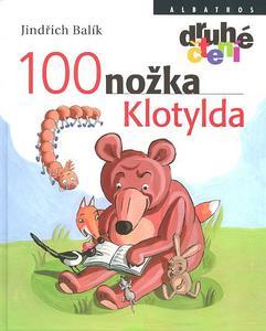 Obrázok 100nožka Klotylda