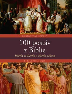 Obrázok 100 postáv z Biblie