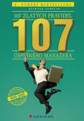 Obrázok 107 zlatých pravidel úspěšného manažera