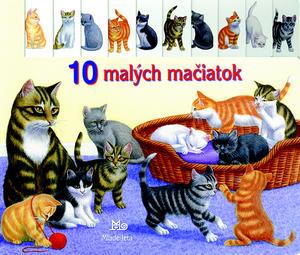 Obrázok 10 malých mačiatok