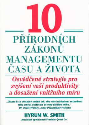 Obrázok 10 přírodních zákonů managementu času a života