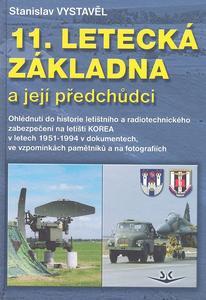 Obrázok 11. letecká základna a její předchůdci