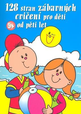 Obrázok 128 stran zábavných cvičení pro děti od  5 let