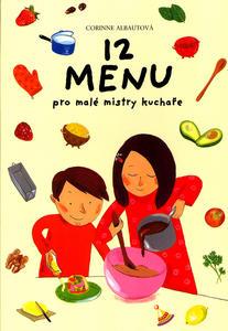 Obrázok 12 menu pro malé mistry kuchaře