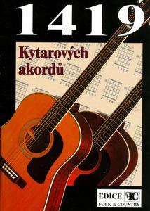 Obrázok 1419 kytarových akordů