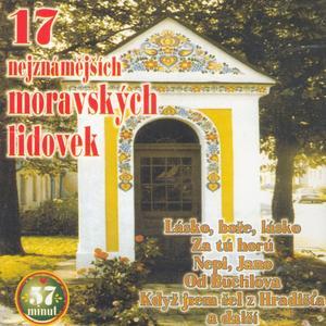 Obrázok 17 nejznámějších moravských lidovek