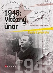 Obrázok 1948: Vítězný únor