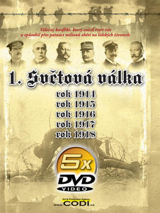 Obrázok 1. světová válka 1914-1918 Příčiny