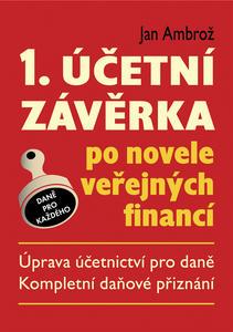 Obrázok 1. účetní závěrka po novele veřejných financí