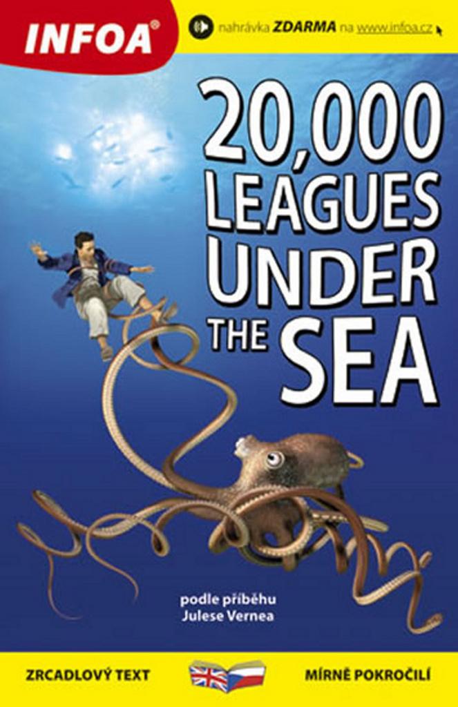 20, 000 Leagues under the Sea/20 000 mil pod mořem - Jules Verne