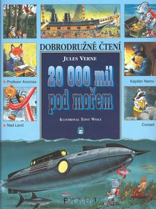 Obrázok 20 000 mil pod mořem