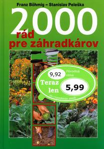 Obrázok 2000 rád pre záhradkárov