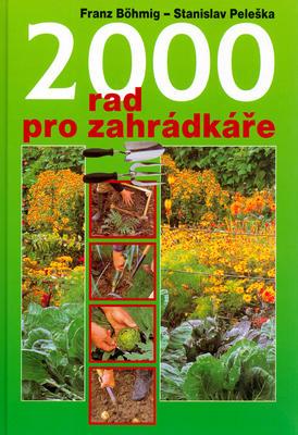 Obrázok 2000 rad pro zahrádkáře