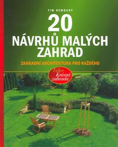 Obrázok 20 návrhů malých zahrad