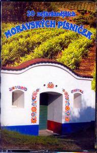 Obrázok 20 nejkrásnějších moravských písniček