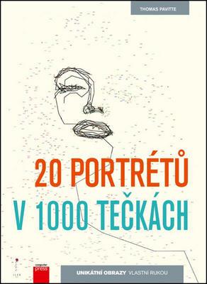 Obrázok 20 portrétů v 1000 tečkách