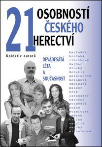 Obrázok 21 osobností českého herectví