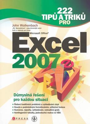 Obrázok 222 tipů a triků pro MS Excel 2007