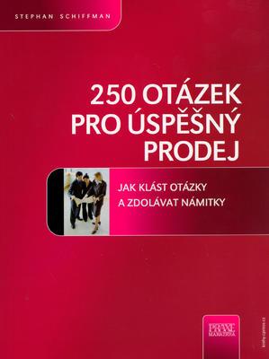 250 otázek pro úspěšný prodej