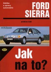 Obrázok Ford Sierra od 6/82 do 2/93